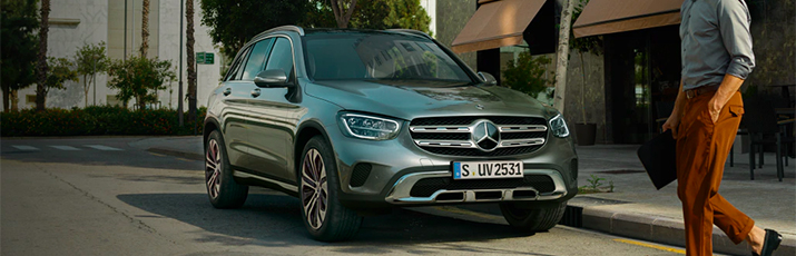 GLC Class part of the Mercedes Benz SUV Range
